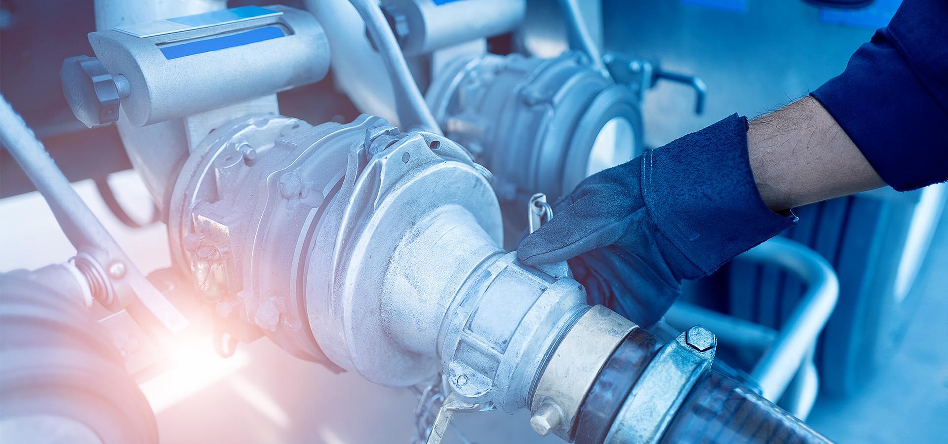 PRIMAGAS - Wechsel von Öl zu Flüssiggas
