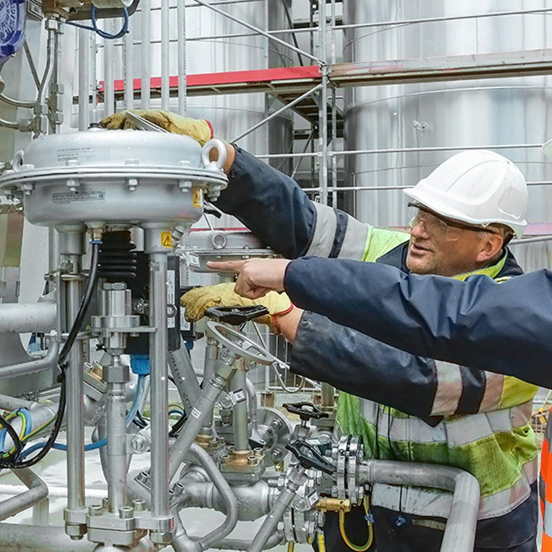 PRIMAGAS - LNG - LNG-Anlage Video Teaser