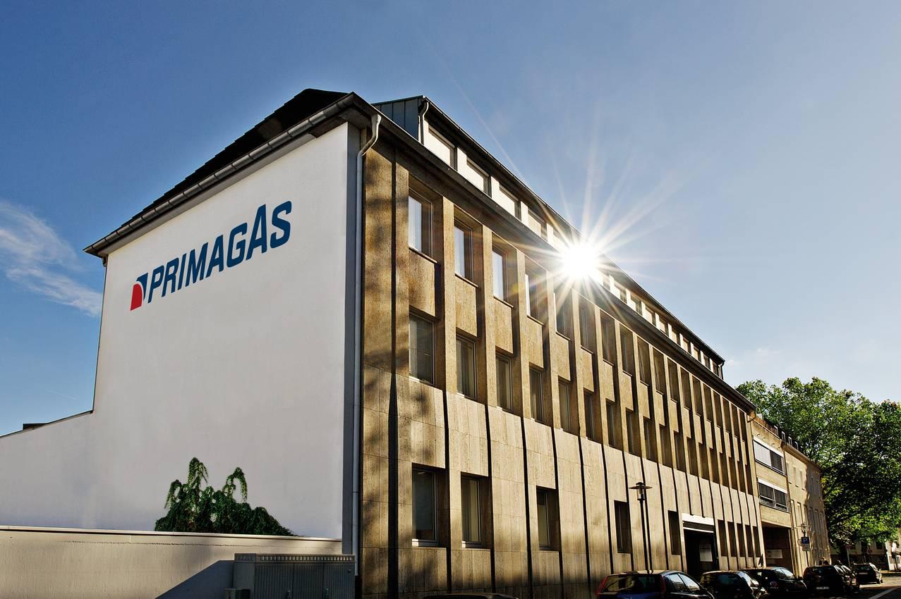 PRIMAGAS - PRIMAGAS Hauptverwaltung Krefeld