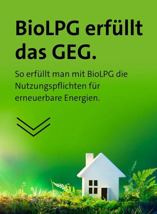 BioLPG im GEG Teaser
