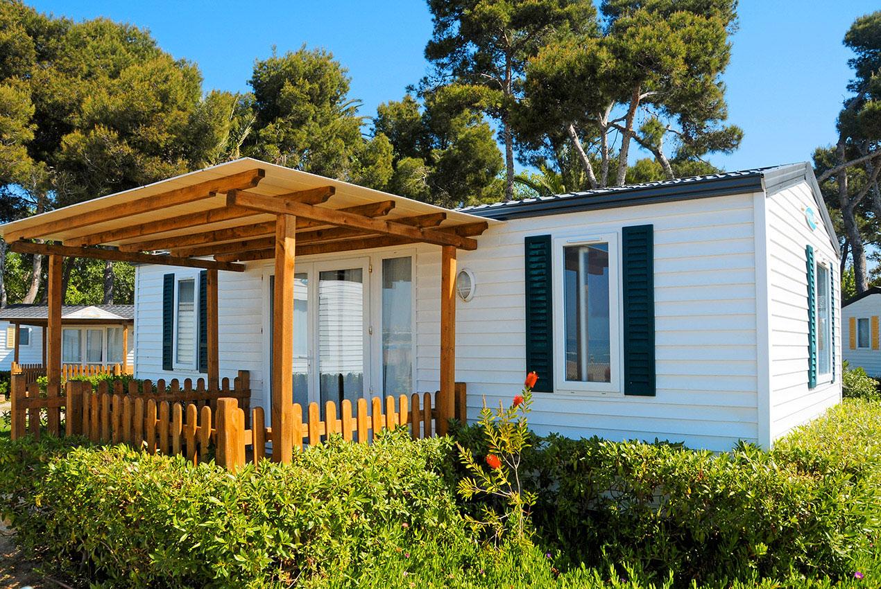 PRIMAGAS - Flüssiggas für Mobilheim- und Campingparks - Wohneinheit