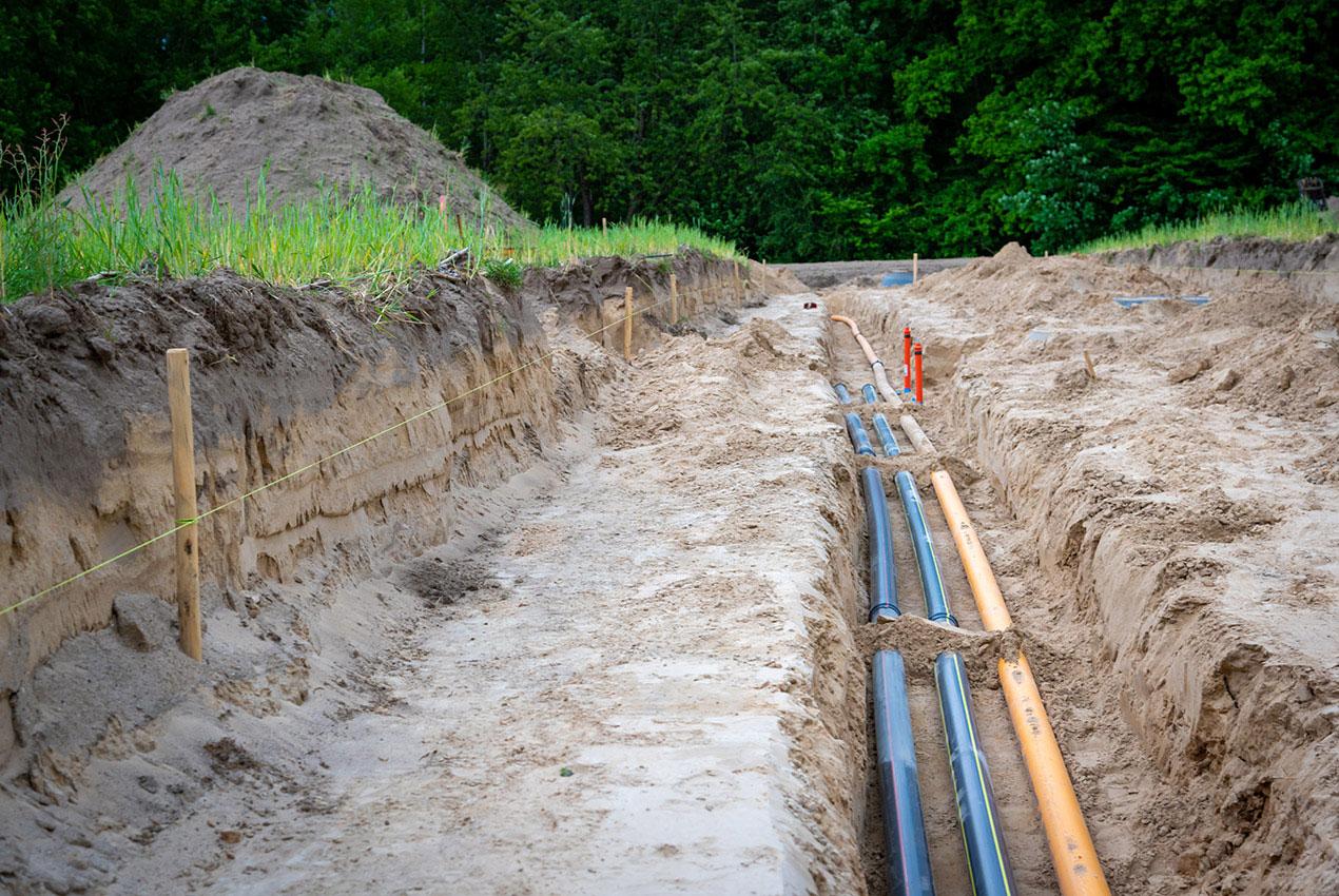 PRIMAGAS - Flüssiggas für Mobilheim- und Campingparks - Netzversorgung