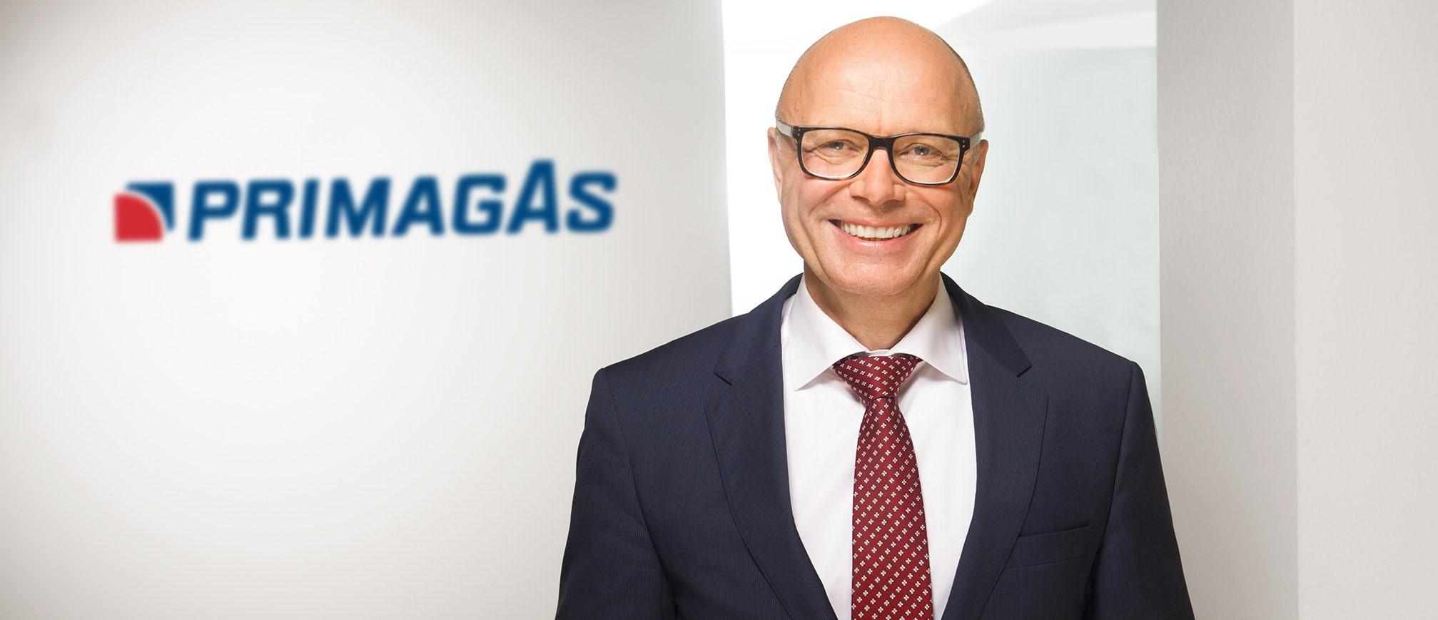 PRIMAGAS Mitarbeiter - Thomas Landmann - Geschäftsführer und Verkaufsdirektor