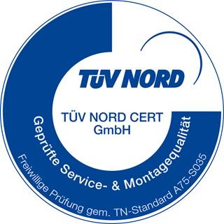 PRIMAGAS Pressemitteilung - TÜV Zertifizierung
