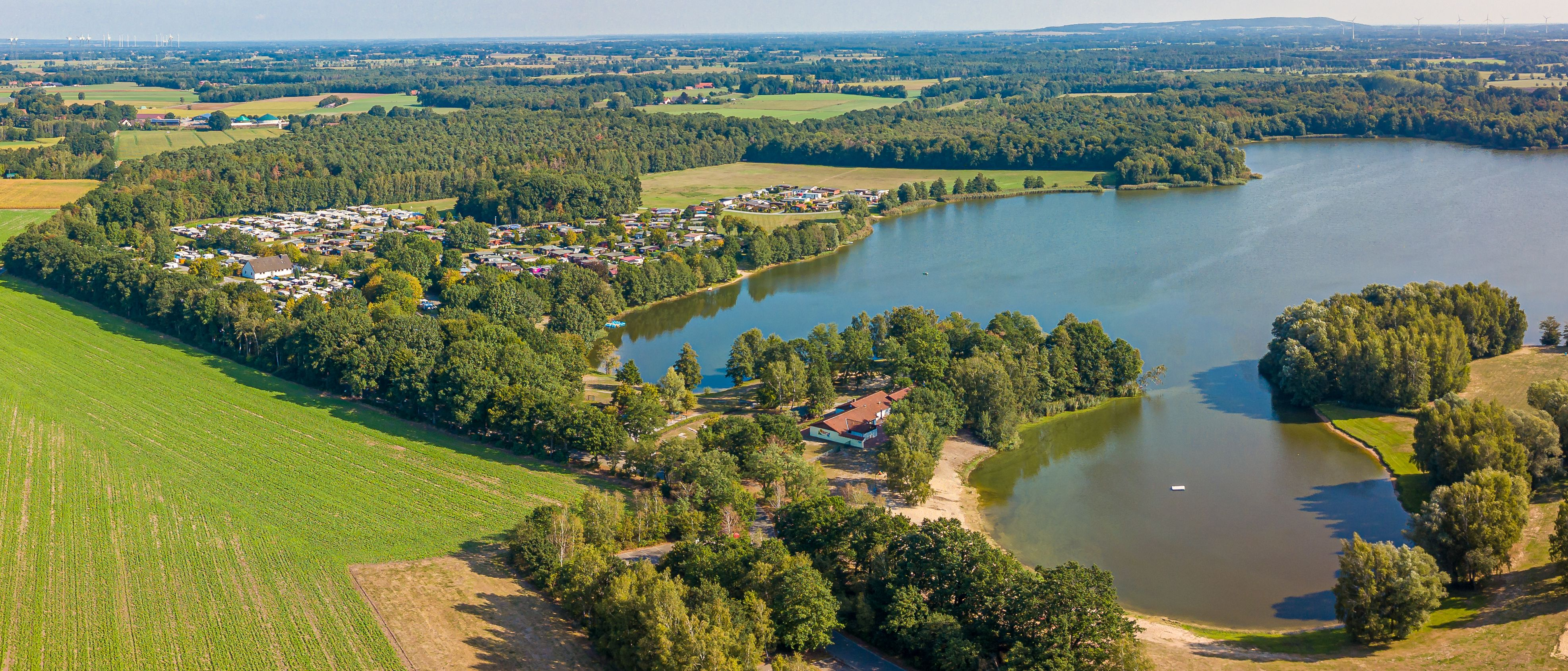 PRIMAGAS Gewerbelösungen - Flüssiggas für Mobilheim- und Campingparks - Referenzkunde Kronensee