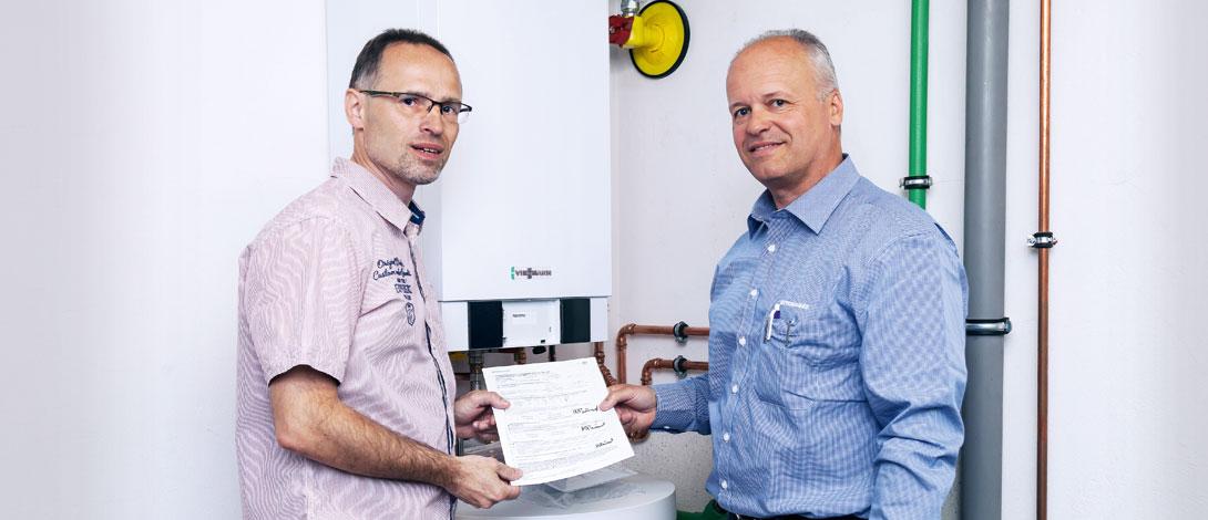 PRIMAGAS Referenzkunde Carsten Hegewald