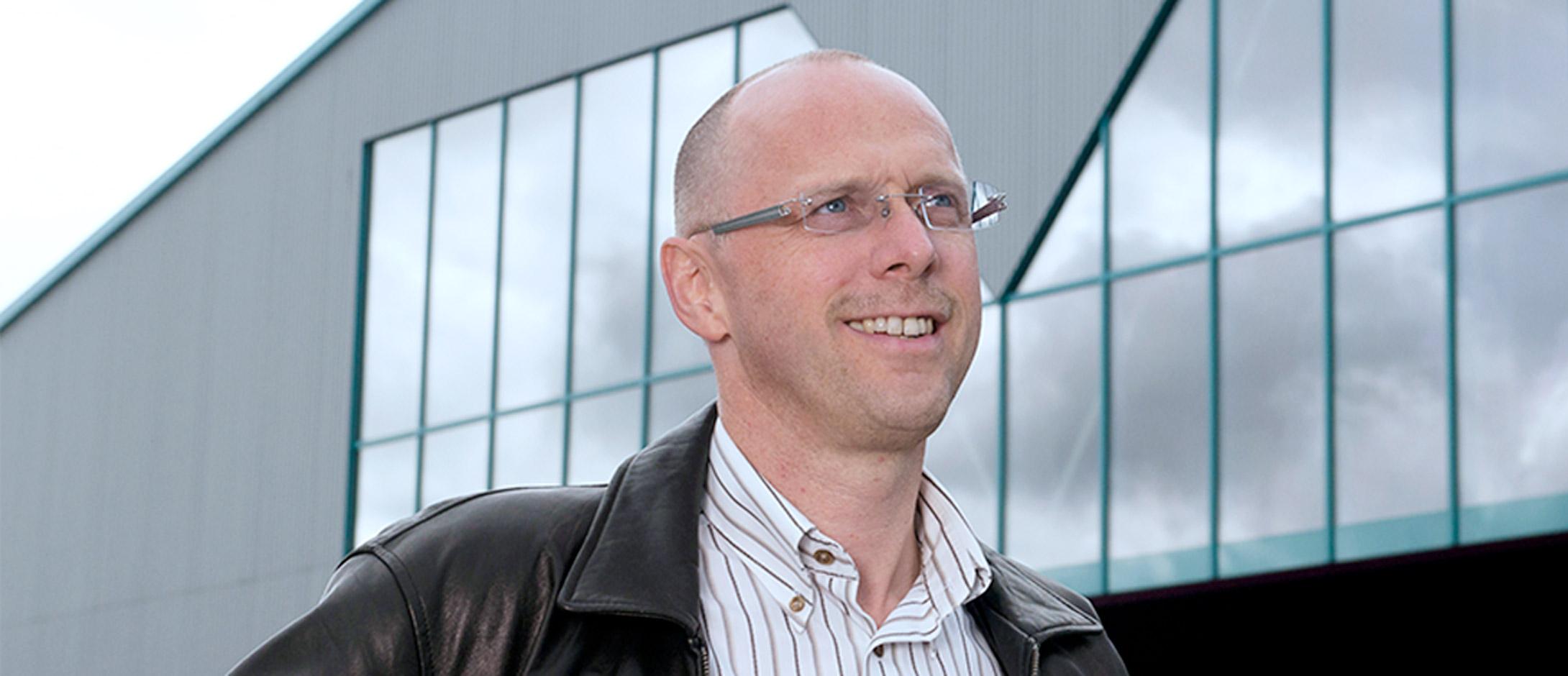 Referenzkunde Harald Schreiner GF, PBS Pulverbeschichtung Schreiner GmbH & Co. KG