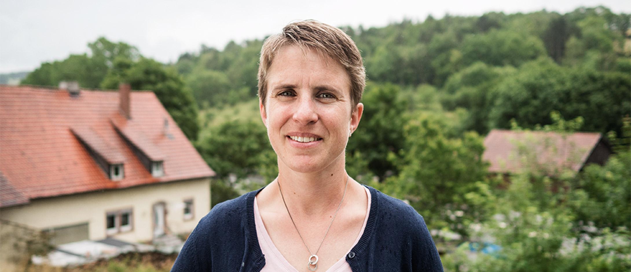 PRIMAGAS Referenzkundin Janine Schmitt